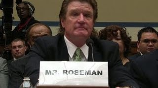 IRS official invokes Fifth Amendment, declines to testify