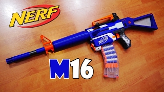 [REVIEW] Nerf M16 Blaster | Cosmetic Kit by TERIN