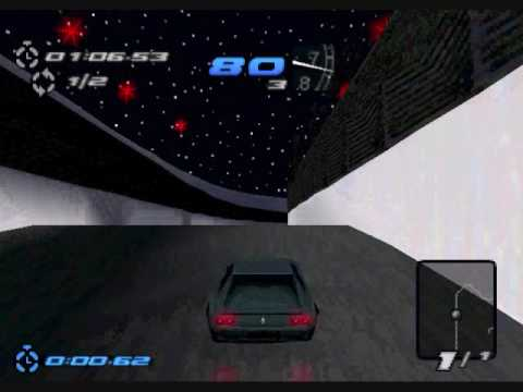 Need For Speed III: Hot Pursuit Space Track
