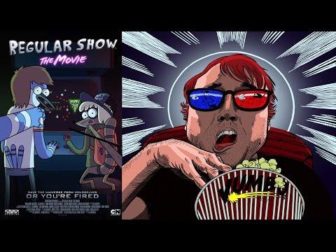 Regular Show: The Movie Review