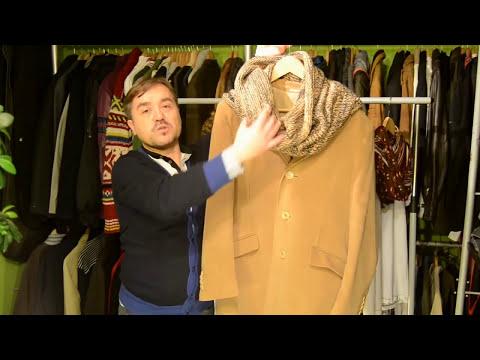 Otoño / Invierno 2014 - 2015 moda hombre. Bufandas y pañuelos 7 combinaciones. Fashion for men 2015