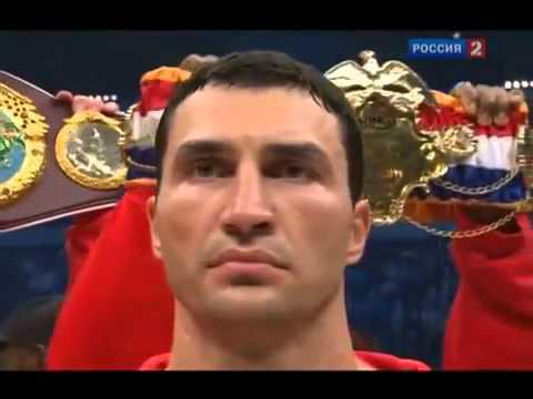 Владимир Кличко против Сэмюэл Питер