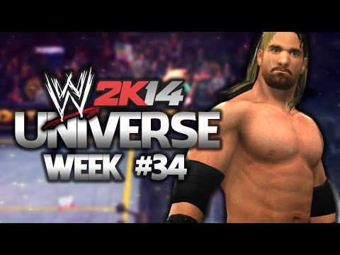My WWE 2K14 Universe - Week 34 - EPISODE THIRTY SEVEN / MAJOR AIR