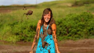 Mud Fight - Mud Wrestling Gone Wild