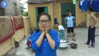 """Ngày 3 """"Nông Thôn Mới"""" Xã Thanh Mai Huyện Thanh Oai 18-07-2015 Phần 5/8"""