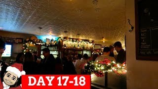 EAST VILLAGE BARS AND VIP SEATS AT iPIC MOVIE THEATER | VLOGMAS
