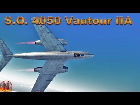 WT || S.O. 4050 Vautour IIA - Ready For Abusing thumbnail