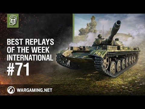 Best Replays of the Week International #71