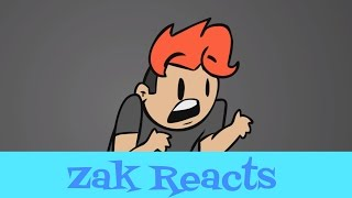 Zak reacts - Markiplier - Final nights 3