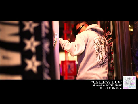 DJ FILLMORE - CALIFAS LUV mixxxed by FILLMORE