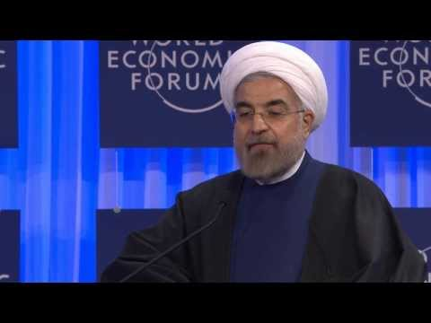 Davos 2014 - Iran in the World