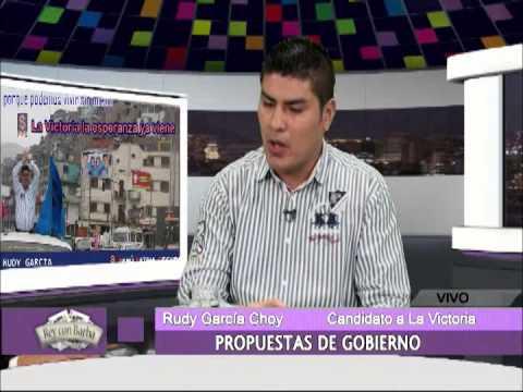 Rey con Barba - AGO 25 - Parte 4/4 - Entrevista a Rudy Garcia, candidato a La Victoria
