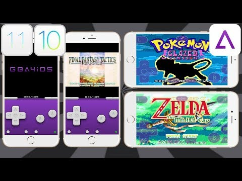 How To Install GBA4iOS Gameboy Advance iOS 12 / 11 / 10 FREE NO Jailbreak iPhone iPad iPod