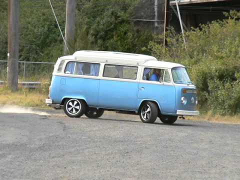 Alfie twin-turbo camper first drive @ WPVW