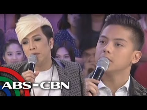 Vice, Daniel share experiences in public school