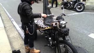 2013.4.20 C×T×M(COOL TATTOOING MASATO) with  trike joints前日