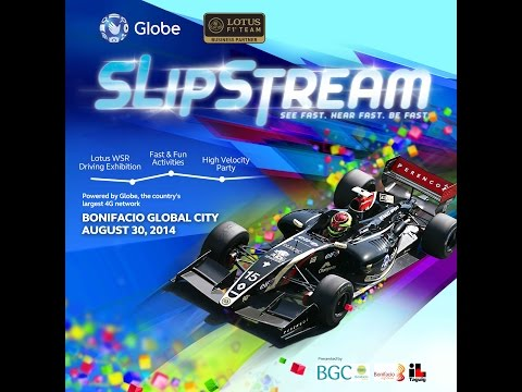 Globe Slipstream Live Coverage