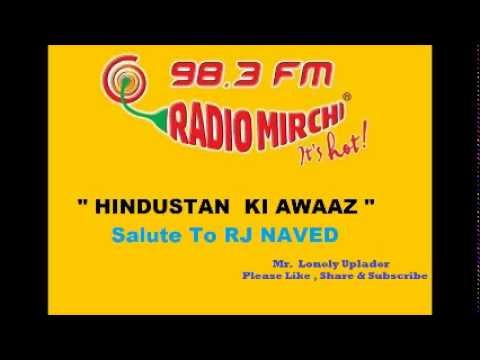 Rj Naved reply to Pakistan on Kashmir Remark  ( Radio Mirchi )