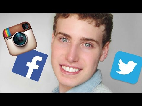 Como fazer banner de redes sociais thumbnail