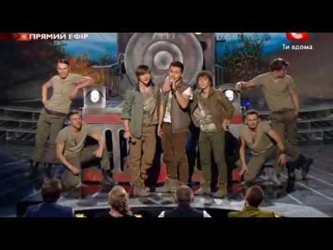 D-Версия - Мы теперь солдаты (Леонид Агутин)