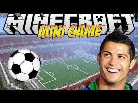 Футбол в Minecraft - Мини-Игры (Бойня богов!)