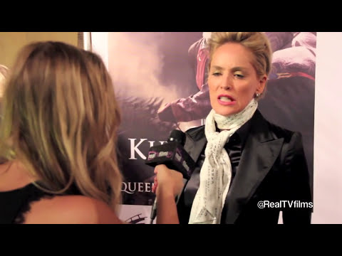 Sharon Stone, Kurmanjan Datka Queen of the Mountains, Abigal Fraher