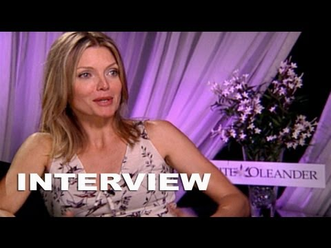 White Oleander: Michelle Pfeiffer Exclusive Interview video