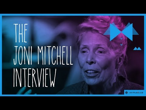 Joni Mitchell on Bob Dylan **CBC Music Exclusive