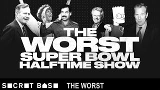 The Worst Super Bowl Halftime Show: 1991
