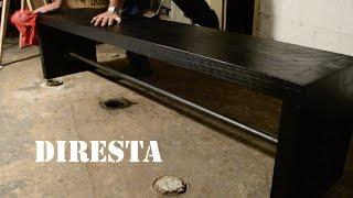 ✔ DiResta's Cut: Dovetail Bench (OlderVideo)