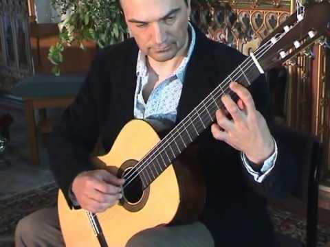 Andres Segovia - Segovia Study No 3