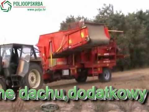 AKPIL Kartofel potatoe harvester / kombajn krumpira
