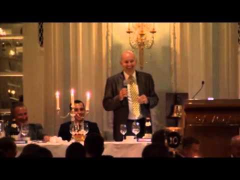 Jed Stone Comedian - After Dinner Speaker - Compere