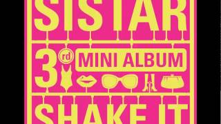 (DL MP3) SISTAR – SHAKE IT – (Mini Album)  SHAKE IT