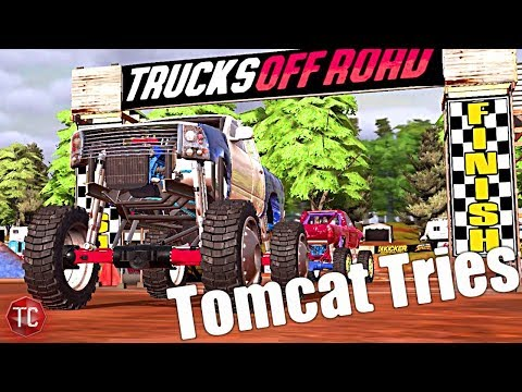 Tomcat Tries: Trucks Off Road! Is It Any Good?