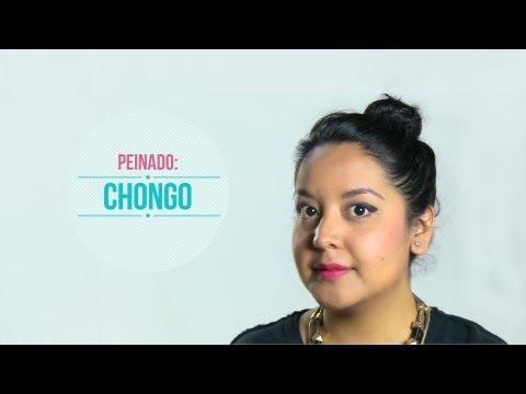 Peinados para Cabello Corto: CHONGO (Sencillo)