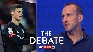 Is Kepa an upgrade on Courtois for Chelsea? | Schwarzer, Upson & Hayes | The Debate