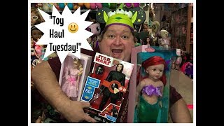 "It's Time For ""Toy Haul"" Tuesday✨"