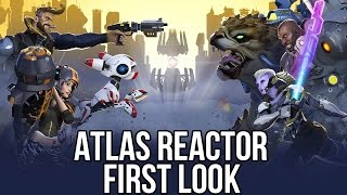 Atlas Reactor (Free Online Tactical Game): Watcha Playin'? Gameplay First Look