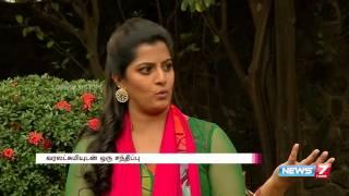 Varalakshmi shares her Tharai Thappattai experience