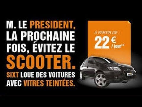 Parodie de l'infidélité François Hollande et Julie Gayet 2