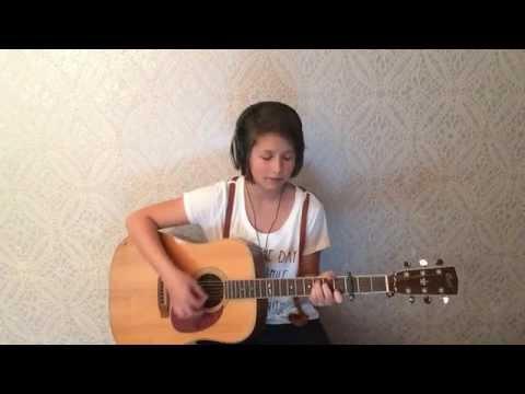 Ляззат Каирбекова-Apologize (cover Timbaland ft. OneRepublic)