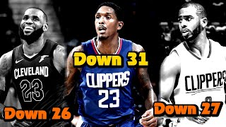 10 BIGGEST Playoff Comebacks In NBA History!