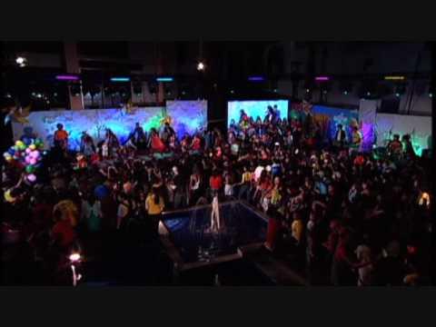 Crianças Diante Do Trono Tempo De Festa video