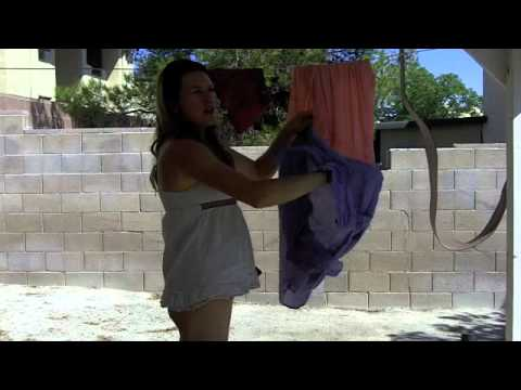 Benefits Of Peeing On Plants In The Vegas Desert And Conserving Energy On Laundry video