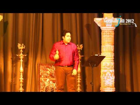 Geethanjali 2012 Gananayakaya By Anish Leicester video