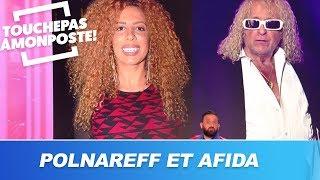 Michel Polnareff et Afida Turner en couple ? Les infos de Matthieu Delormeau