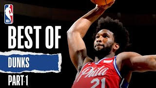 Best of Dunks | Part 1 | 2019-20 NBA Season