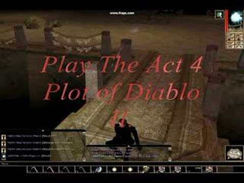 NWN Diablo PVP (Open and remade!)