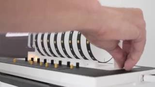 XOXX Composer - Digital Music Box Creates Music Visually and Playfully